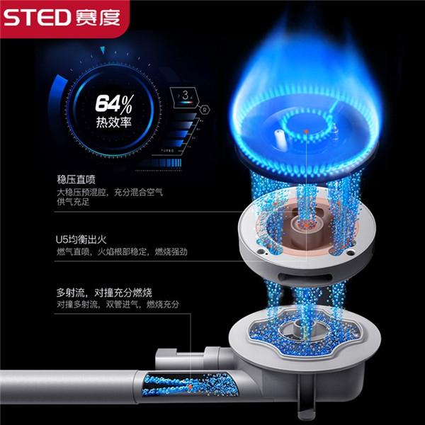 STED赛度科技小编告诉您燃气灶该怎么挑选?