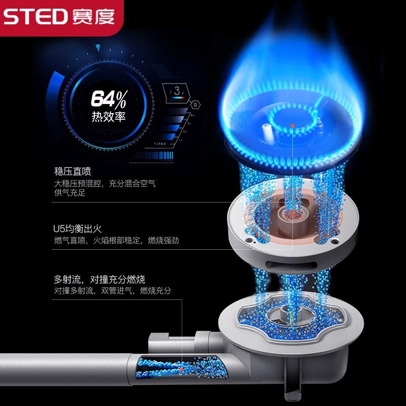 STED赛度燃气灶公司分享如何挑选一台燃气灶